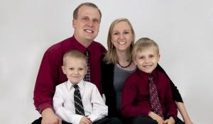 Saltsman Family—Christmas Set